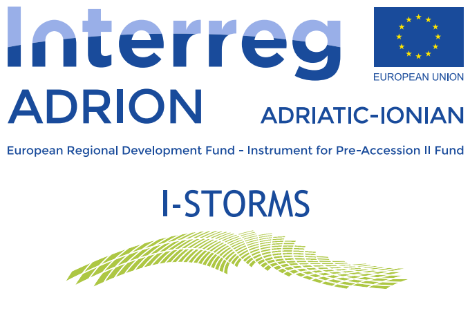 I-STORMS project logo